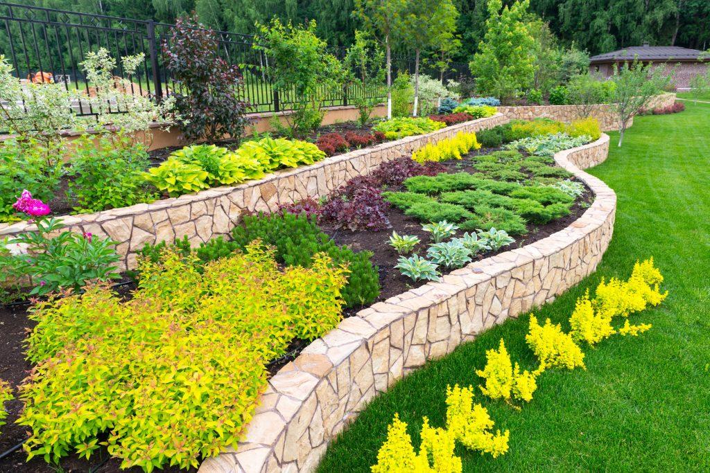 Flowers, Landscape, Landscaping, Garden, Gardening